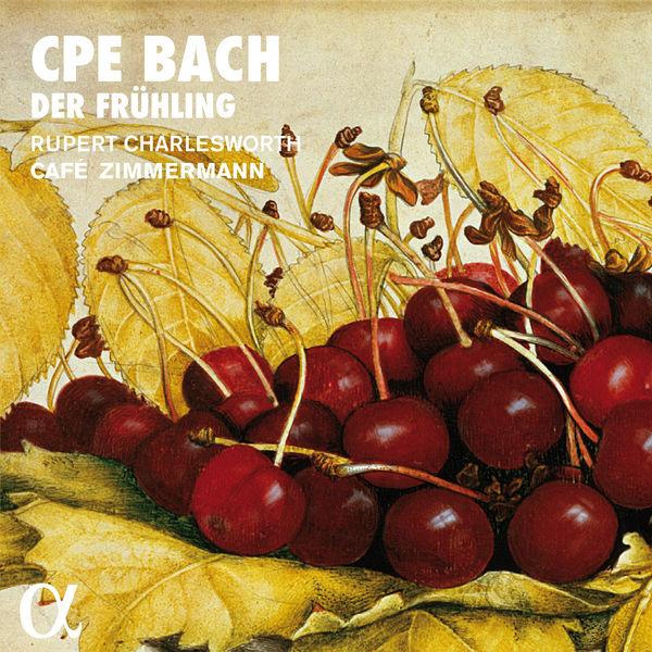 Café Zimmermann - Carl Philipp Emanuel Bach : Der Frühling