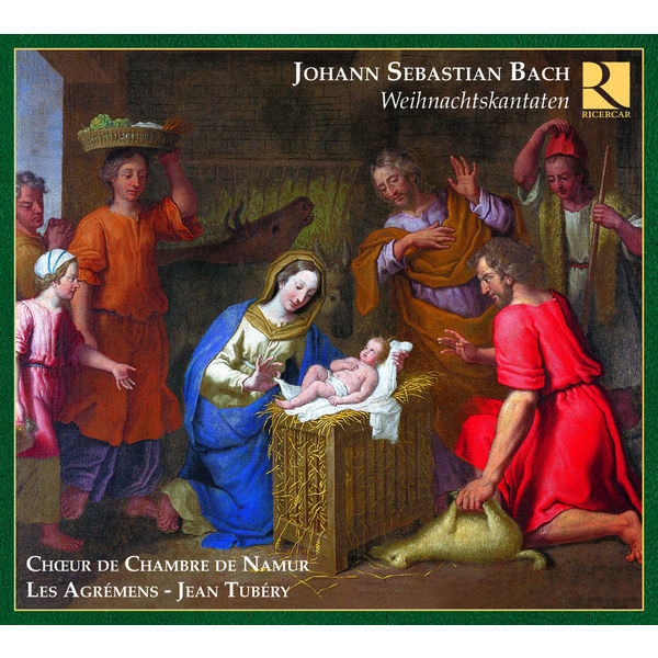 Jean Tubery - Cantates de Noël