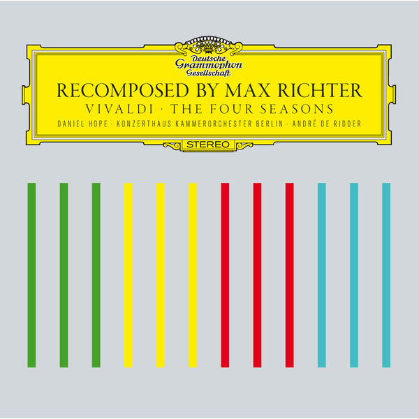 Max Richter - Recomposed By Max Richter: Vivaldi, The Four Seasons
