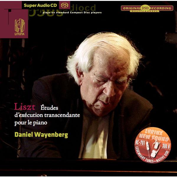 Daniel Wayenberg - Liszt : Etudes d'éxécution transcendante pour le piano