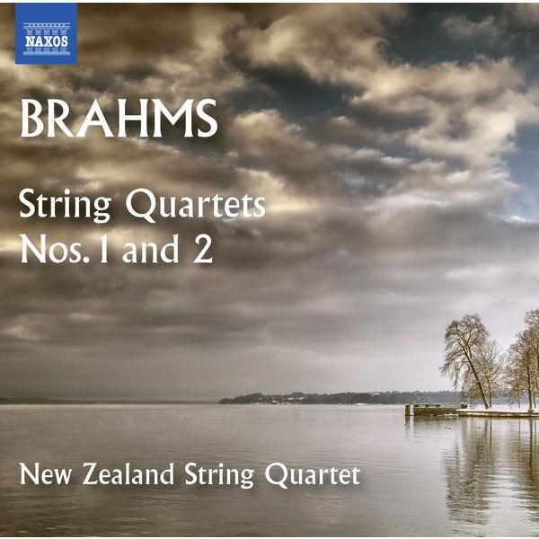 New Zealand String Quartet - Brahms: String Quartets Nos. 1 & 2
