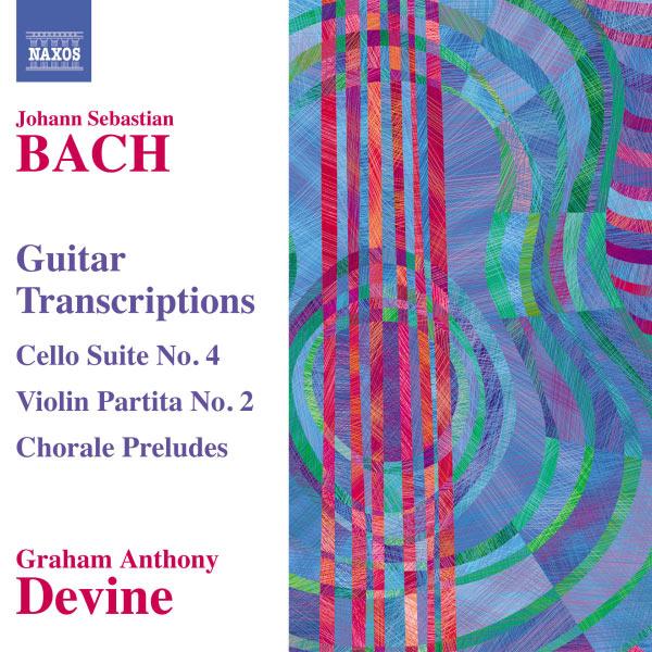 Graham Anthony Devine - Transcriptions pour guitare