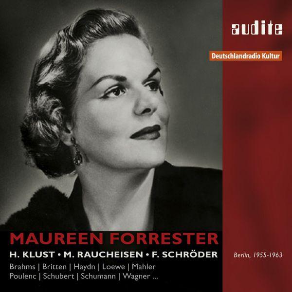 Maureen Forrester - Maureen Forrester