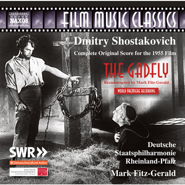 Mark Fitz-Gerald - Shostakovich : The Gadfly (Original Score)