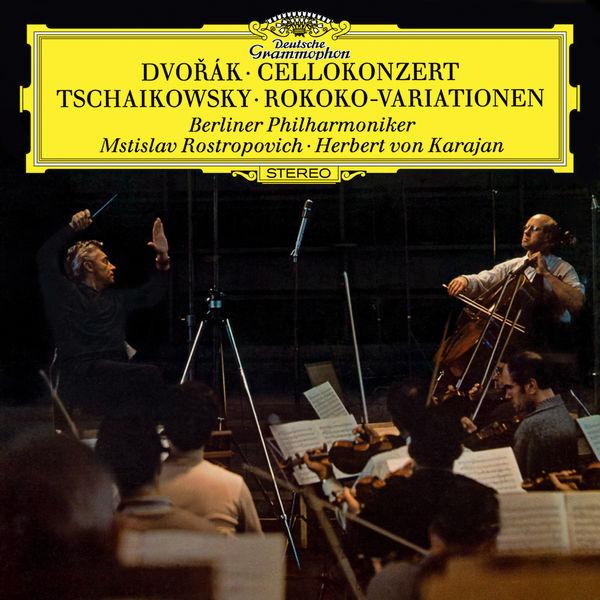 Mstislav Rostropovich - Dvorák: Cello Concerto / Tchaikovsky: Variations On A Rococo Theme
