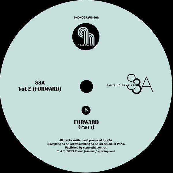 S3A - Vol. 2 (Forward) - EP