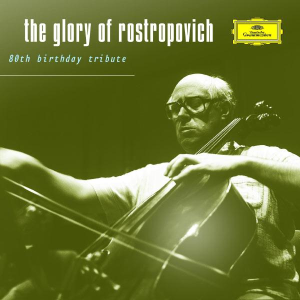Mstislav Rostropovich - Selected Recordings on Deutsche Grammophon
