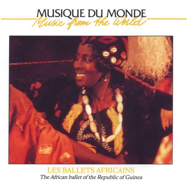 Various Interprets - Guinee: les ballets africains