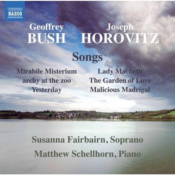 Susanna Fairbairn - Bush & Horovitz: Songs