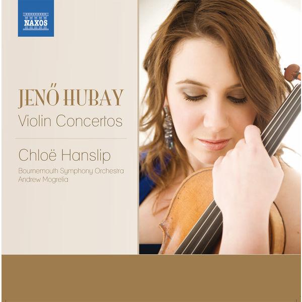 Chloë Hanslip - Concertos pour violon n°1 et 2