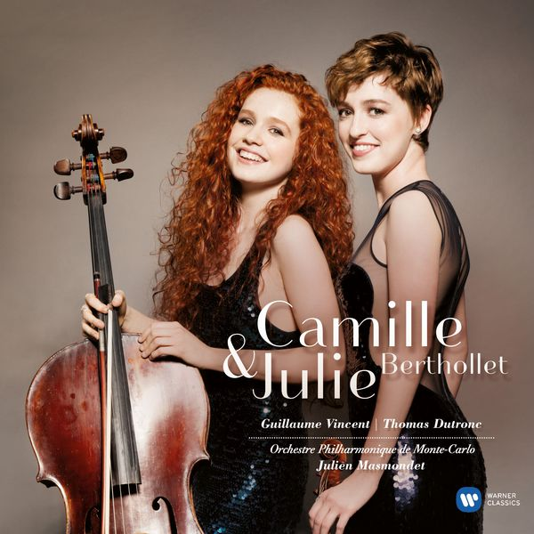Camille Berthollet - Camille & Julie Berthollet