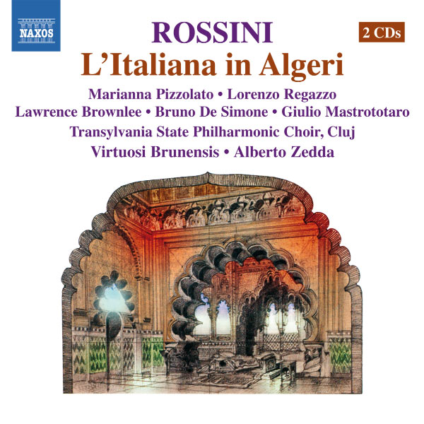 Various Interprets - L'Italiana in Algeri (Intégrale)