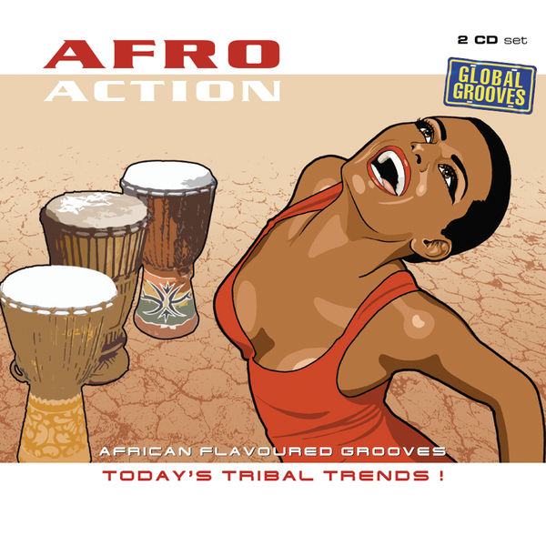 Various Artists - Afro Action, Vol. 2