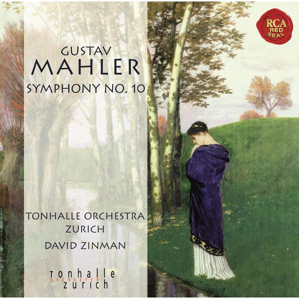 David Zinman - Mahler : Symphonie n° 10 (version Clinton A. Carpenter)