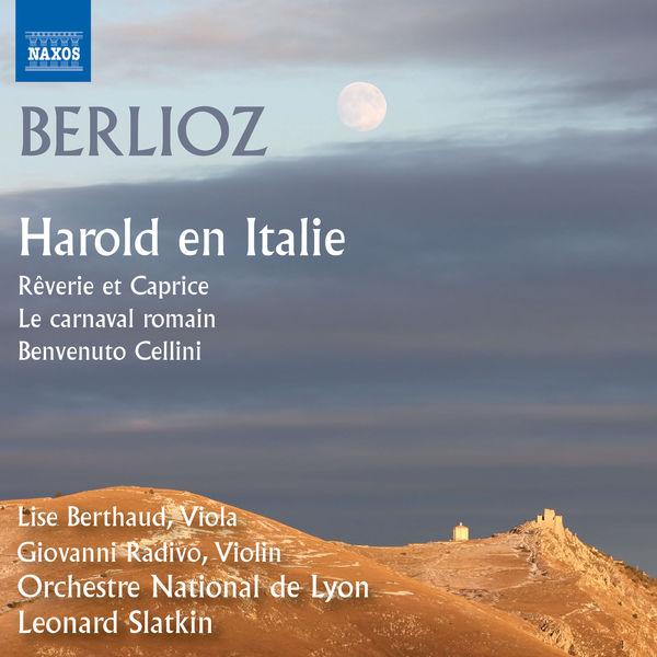 Lise Berthaud - Berlioz: Harold en Italie