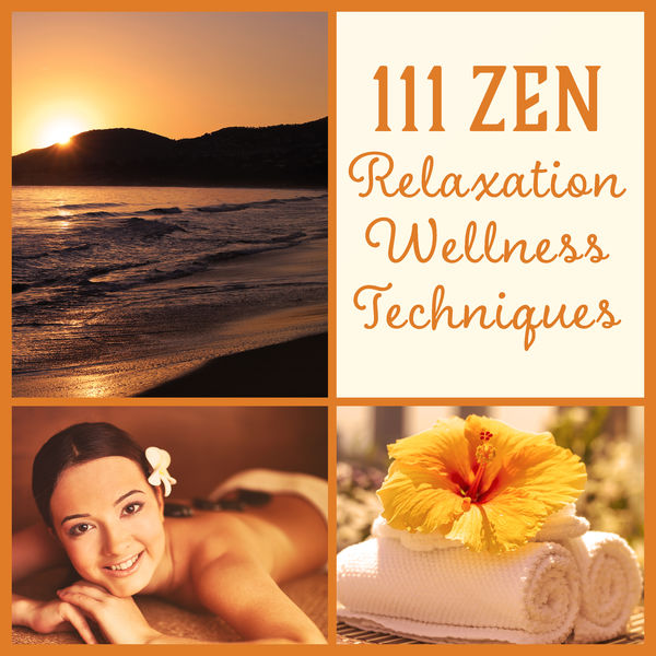 111 Zen Relaxation Wellness Techniques - Yoga Meditation, Stress
