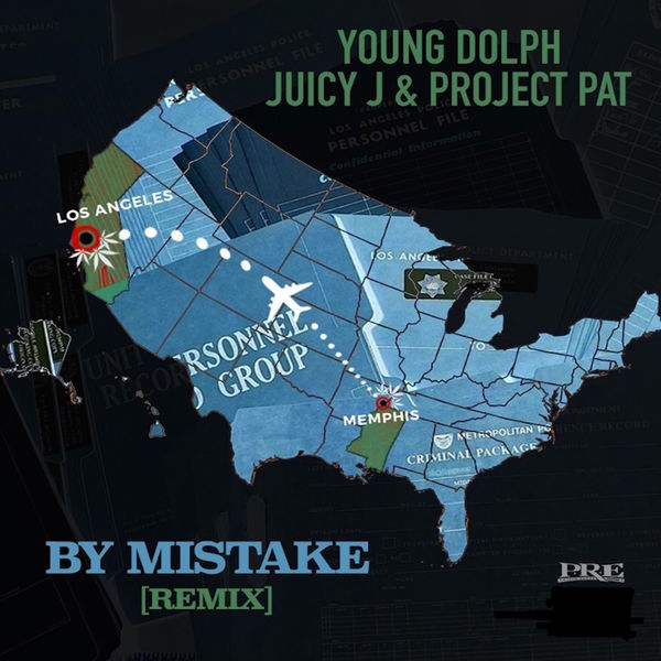 Young Dolph - By Mistake (Remix) [feat. Juicy J & Project Pat)
