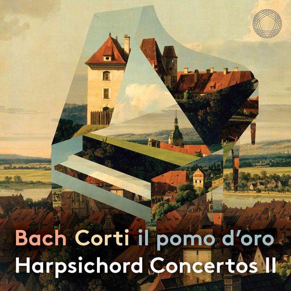 Francesco Corti - J.S. Bach: Harpsichord Concertos, Vol. 2