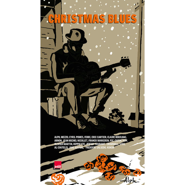Various Artists - BD Music Presents Christmas Blues