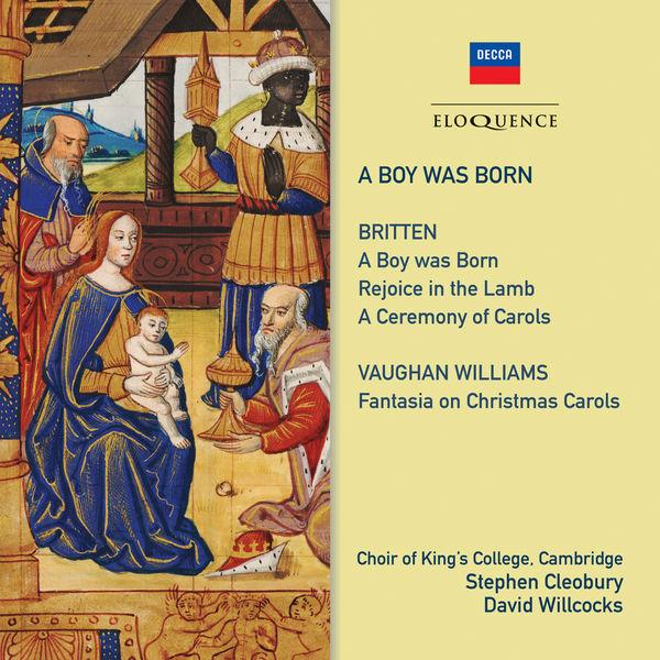 King's College Choir, Cambridge - A Boy Was Born