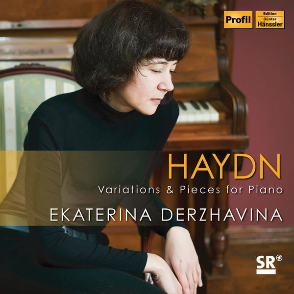 Ekaterina Derzhavina - Haydn: Works for Piano