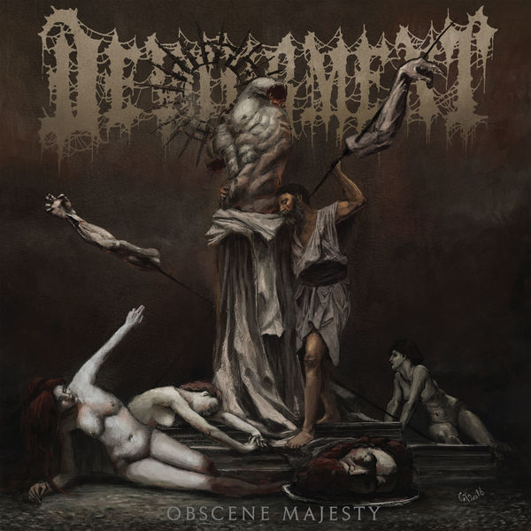 Devourment - Obscene Majesty