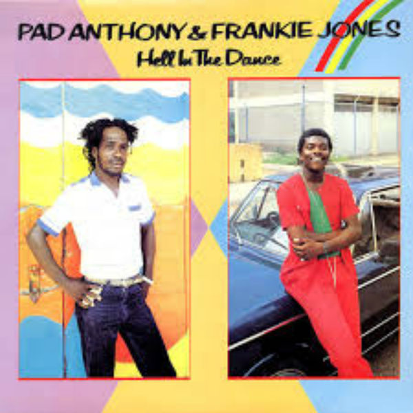 Pad Anthony - Hell in the Dance