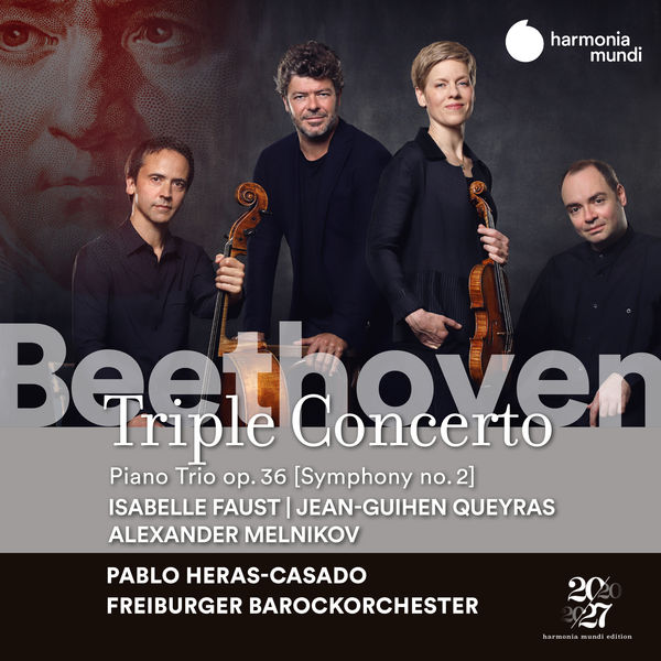 Freiburger Barockorchester - Beethoven: Triple Concerto, Op. 56 & Trio, Op. 36