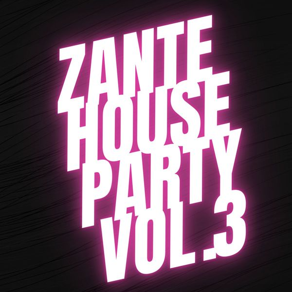 Various Artists - Zante House Party Vol.3