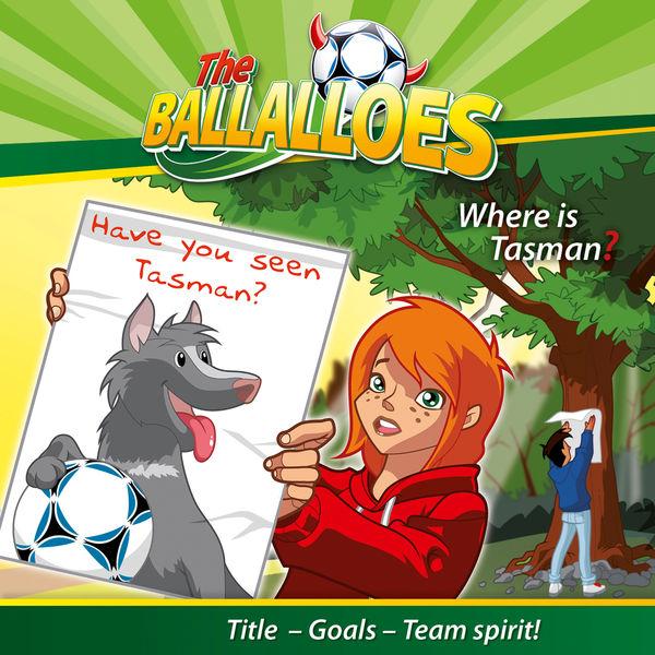 The Ballalloes - Where is Tasman?