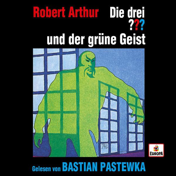Die Drei ??? - Bastian Pastewka liest... und der grüne Geist (Ungekürzte Lesung)