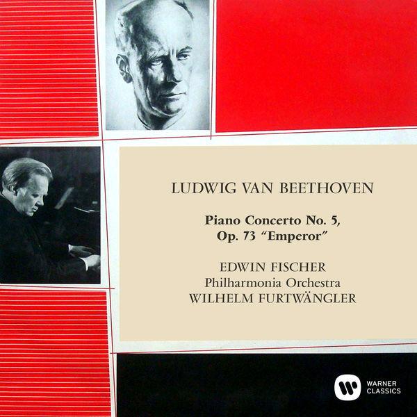 "Edwin Fischer - Beethoven: Piano Concerto No. 5, Op. 73 ""Emperor"""