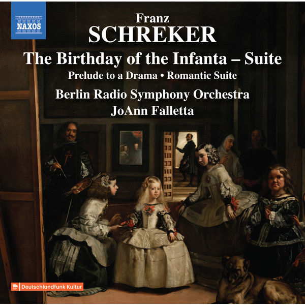 JoAnn Falletta - Schreker : The Birthday of the Infanta Suite, Prelude to a Drama & Romantic Suite