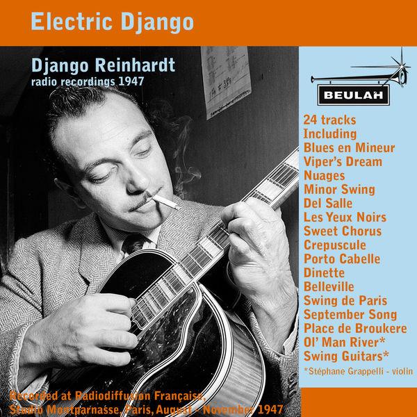 Django Reinhardt - Electric Django: Radio Recordings 1947
