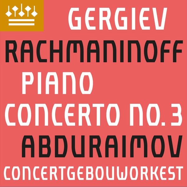 Behzod Abduraimov - Rachmaninov: Piano Concerto No. 3