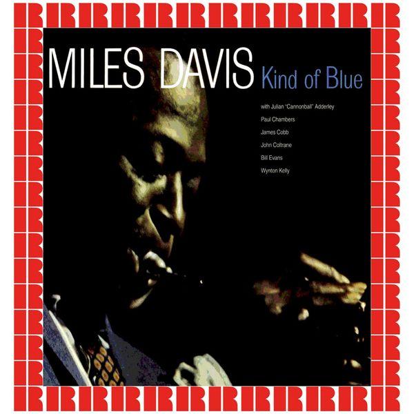 Miles davis альбом kind of blue (1959).