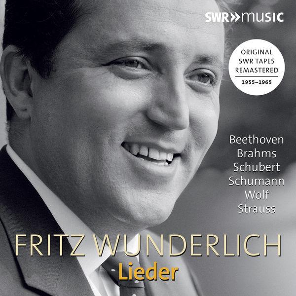 Fritz Wunderlich - Lieder (Beethoven, Brahms, Schubert, Schumann...)