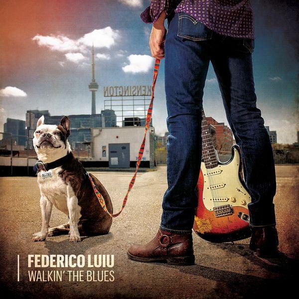 Federico Luiu - Walkin' the Blues