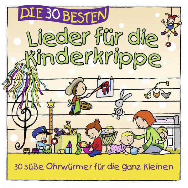 Simone Sommerland - Die 30 besten Lieder für die Kinderkrippe