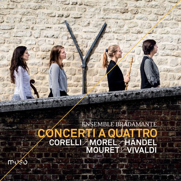 Ensemble Bradamante - Concerti a quattro