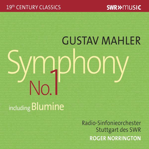 Radio-Sinfonieorchester Stuttgart des SWR - Mahler: Symphony No. 1 in D Major (Original 1888 Version) [Live]
