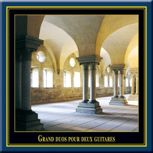 Duo Sonare - Joseph Haydn: Grand Duos Pour Deux Guitares