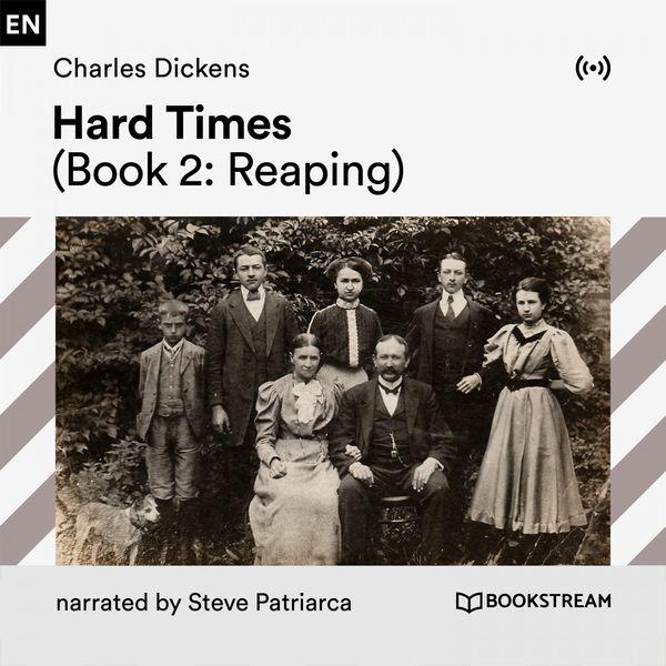 Bookstream Audiobooks - Hard Times (Book 2: Reaping)