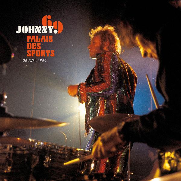 Johnny Hallyday - Palais des Sports 1969