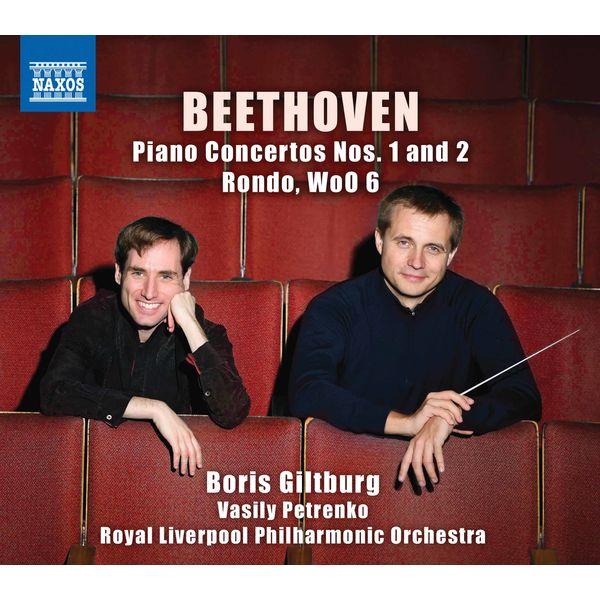 Boris Giltburg - Beethoven: Works for Piano