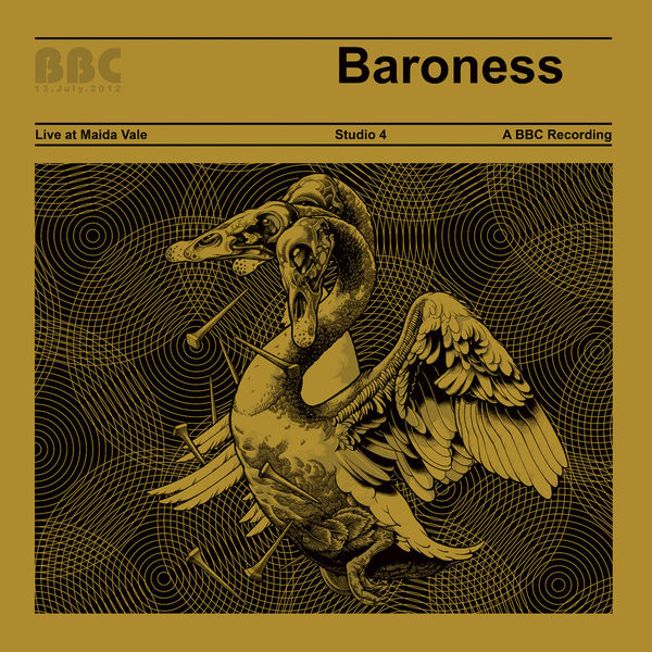 Baroness Live at Maida Vale - BBC