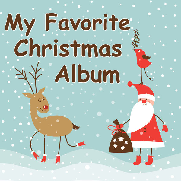 The Kiboomers - My Favorite Christmas Album for Baby