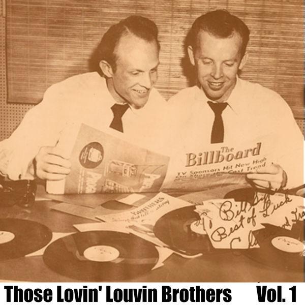 The Louvin Brothers - Those Lovin' Louvin Brothers, Vol. 1