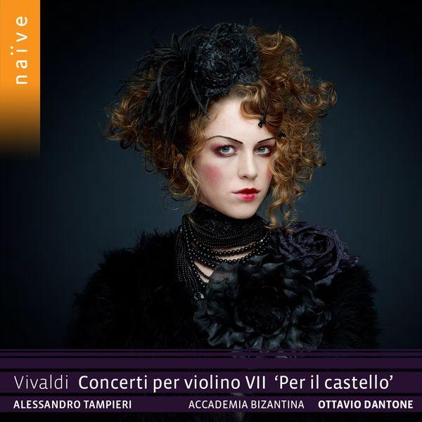 Alessandro Tampieri, Accademia Bizantina, Ottavio Dantone - Violin Concerto in E-Flat Major, RV 257: I. Andante molto e quasi allegro