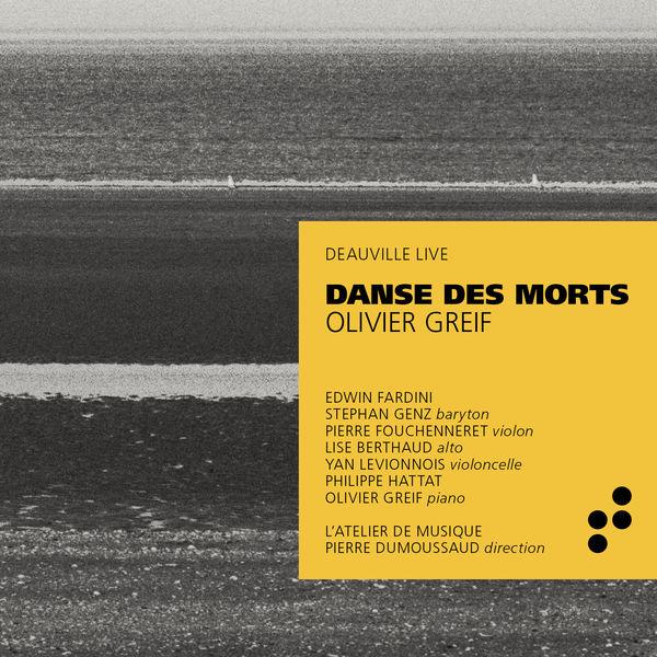 Various Artists|Greif: Danse des morts (Deauville Live)